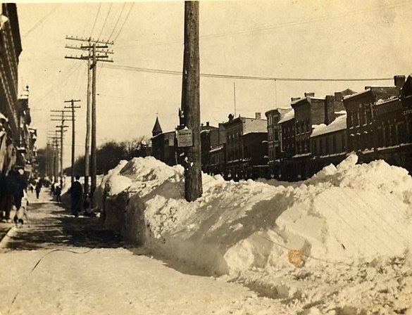 Snow Storm 1888