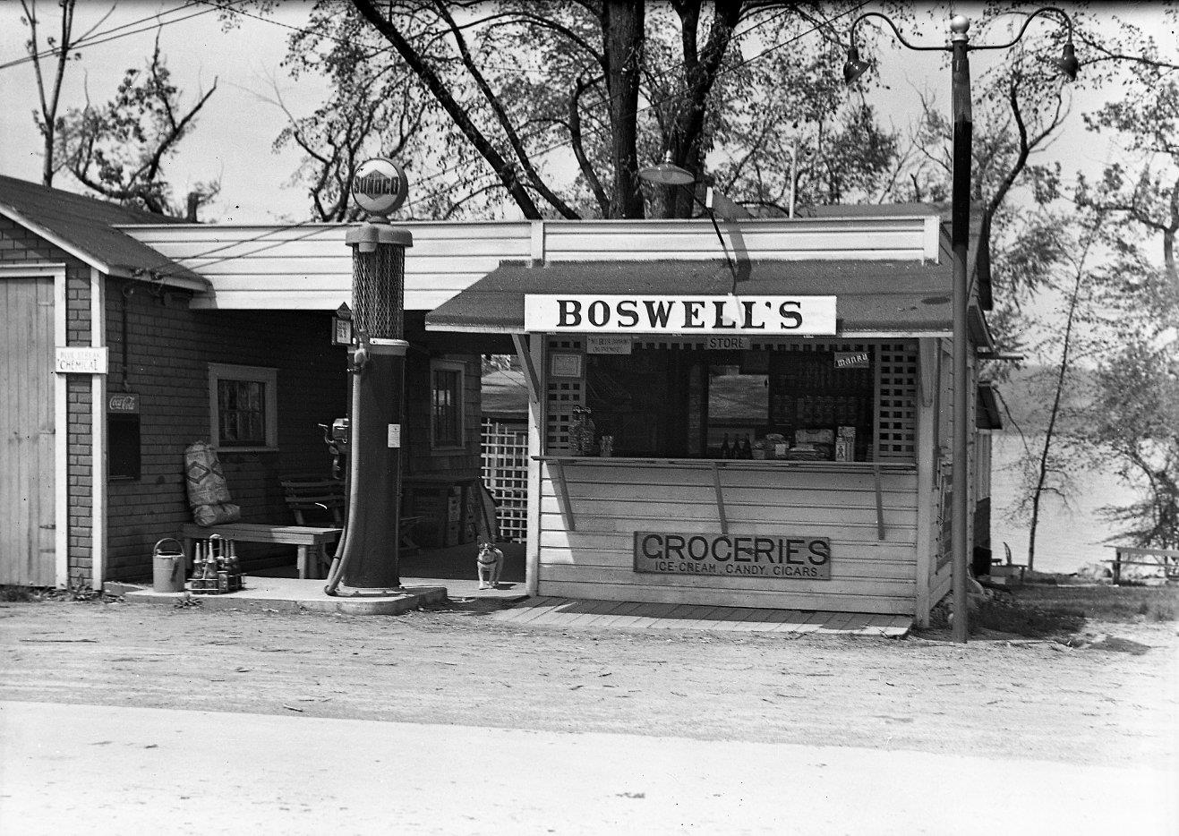 Boswell's 1925