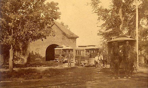 Street Car Barn