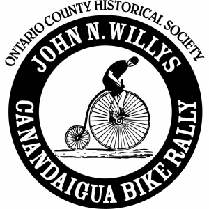 John North Willys Canandaigua Bike Rally