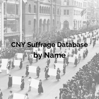 CNY Suffrage Database by Name