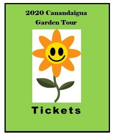 2020 Canandaigua Garden Tour